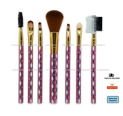 PACK OF 7  Professional Make up Brushes Set Makeup Kit Great Quality