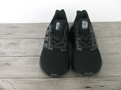... new arrivals brand new adidas ultra boost 1.0 triple black bb4677 mens  size 9.5 ds limited 61eca90e0