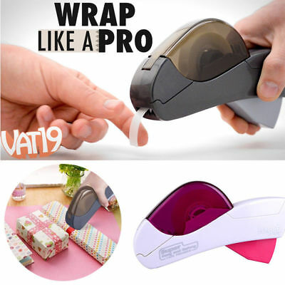 One Press Tape Dispenser Auto Suitable Hand held Cutter - Free Shipping