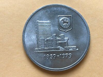 1979 Malaysia 1 Riggint foreign coin Excellent condition high value