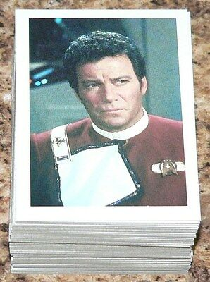 1984 Star Trek III The Search for Spock - 80 card set (60 base + 20 Ships) NM/M