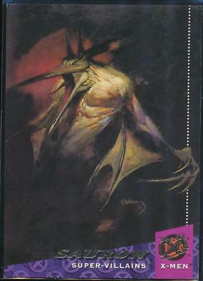 1994 X-Men Ultra Trading Card #63 Sauron