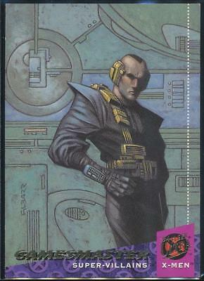 1994 X-Men Ultra Trading Card #83 Gamesmaster