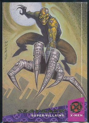 1994 X-Men Ultra Trading Card #88 Slayback