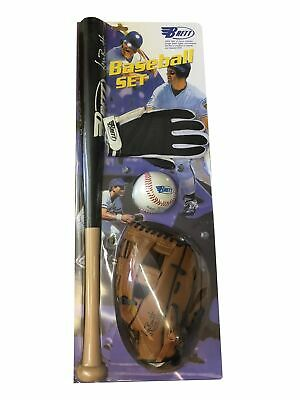 Baseball-Set Batter