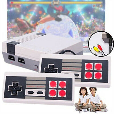 Retro Classic Handheld Game Player Family TV Video Game Console Built-in500 Game