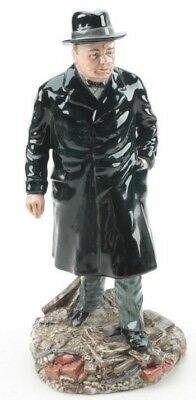 Royal Doulton Winston Churchill Limited Edition Figurine.  HN3433.  842/5000.