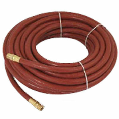 """Air Hose Line 3/8"""" x 30 feet 10 meter Heavy Duty Rubber Compressor Airline"""