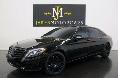 2016 Mercedes-Benz S-Class Maybach S600 2016 MERCEDES MAYBACH S600, EXECUTIVE SEATING! ONE-OF-A-KIND!