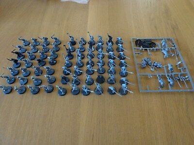 Games Workshop warhammer lord of the rings LOTR Mordor Orcs x 78 joblot