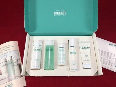 Proactiv 5 Piece Acne Treatment System, New In Box!