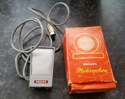 Old/Retro Philips Mikrophon NG1211