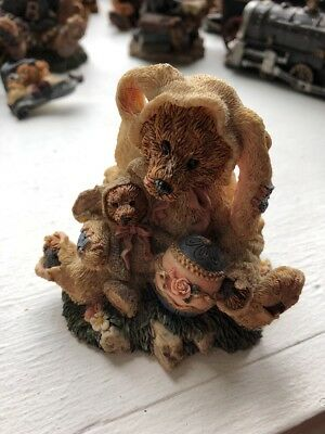 boyds bears figurines easter