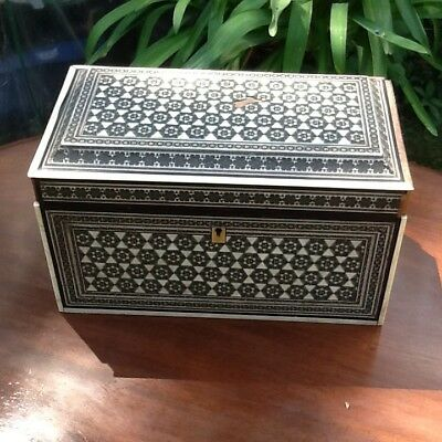 Antique Victorian Tea Caddy For Renovation!
