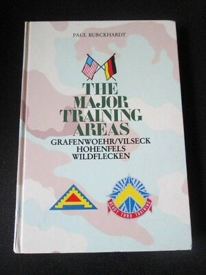 "Buch""The Major Training Areas""-Grafenwöhr/Vilseck,Hohenfels,Wildflecken"