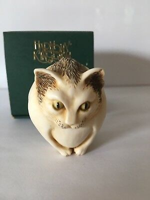 Harmony Kingdom Roly Poly Hitchcock The Halloween Cat Hard Body Boxtjrphca - Mib