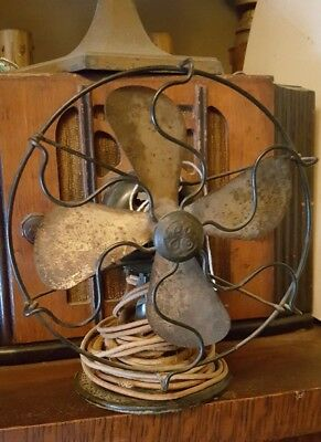Antique & Vintage Electric fan (General Electric 6inch)