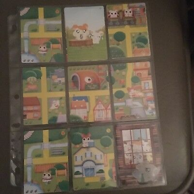 Hamtaro Card Lot