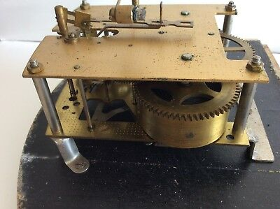 Smiths Enfield Mantel Clock Movement  For Spares Or Parts