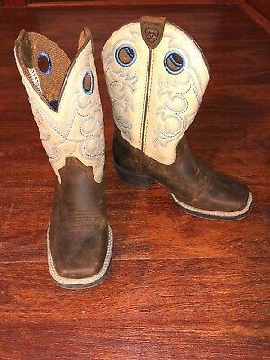 Ariat Youth Crossfire Boots Size 13.5