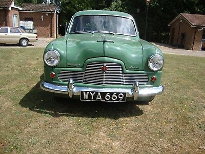 1956 Ford Zephyr Mk 1 straight six with three on a stick excellent condition.