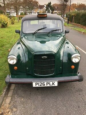 Classic London Taxi 1997 Carbodies Fairway Low Miles Excellent Condition