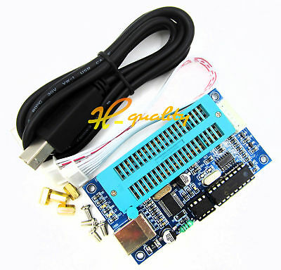 PIC Microcontroller USB Automatic Programming Programmer K150 + ICSP Cable L149