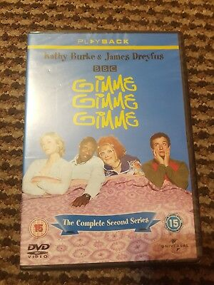 Gimme, Gimme, Gimme - Series 2 - Complete (DVD, 2007)