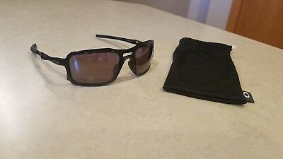 4f3148c0c22 New Oakley Sunglasses Triggerman Polished Black Prizm Daily Polarized OO9266 -06