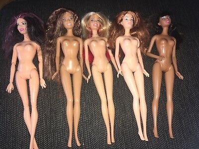 Modern Barbie Doll Lot, Nice Collection, Must See!