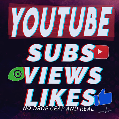 YouTube Service | 100 NO DROP