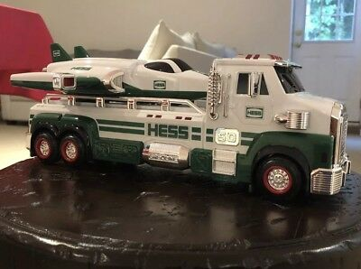 2014 Hess Toy Truck and Space Cruiser 50th Anniversary Limited Edition !NICE!