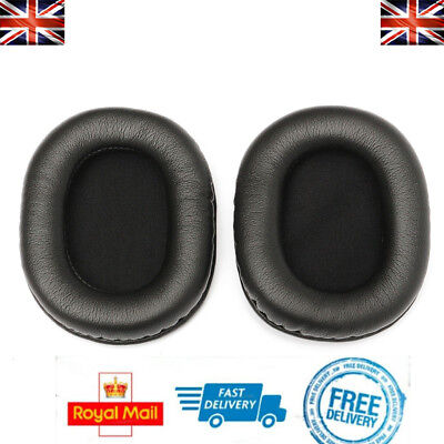 x2 Replacement Ear Pads For Audio-Technica ATH-M50X M40x Headphones Foam Cushion
