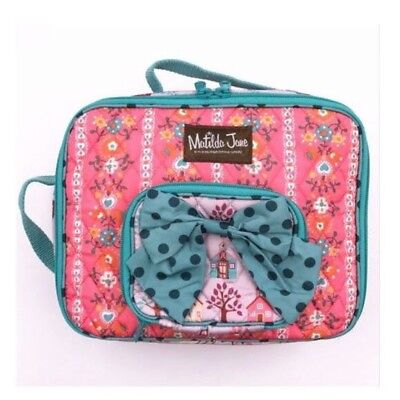 Matilda jane lunch box. Brand New In Bag.