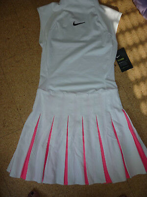 NIKE Court Power Serena Damen Tenniskleid Gr.XS ***NEU***Hingucker