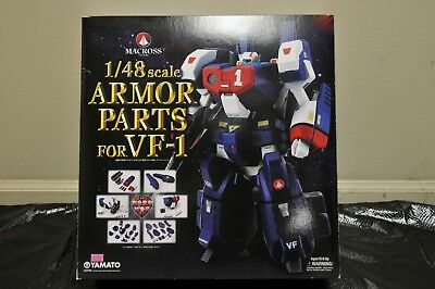 Yamato Macross 1/48 Armor Parts for VF-1 Valkyrie