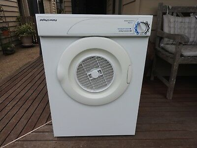 Fisher and Paykel Clothes Dryer Model AD39