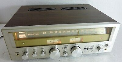 Sansui G-2000 Lovely Vintage Stereo Receiver