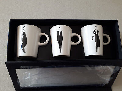 3 Tasses  Parfum HUGO BOSS