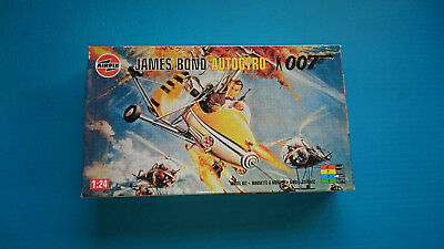 "James Bond 007 Autogyro ""Little Nelly"" aus ""You Only Live Twice"" Airfix 1:24"
