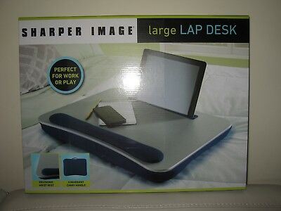 Portable Cushioned Laptop iPad  Lap Desk Table  Stand  NEW