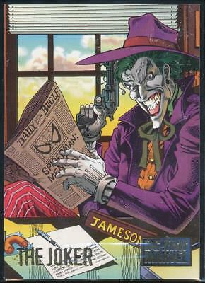 1995 DC Versus Marvel Trading Card #45 The Joker