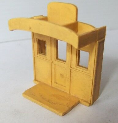 TRI-ANG HORNBY R448 Old Time Coach End piece  spare part                  [8192]