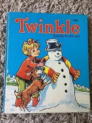 Twinkle 1986 Annual