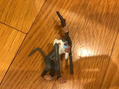 Rafiki Action Figure Lion Guard Lion King  Baboon Shaman