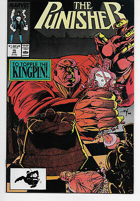 The Punisher 15 Kingpin First Series