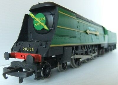 HORNBY RAILWAYS R866 BB/WC SR 4-6-2 21C155 'FIGHTER PILOT' (Boxed)        [8236]