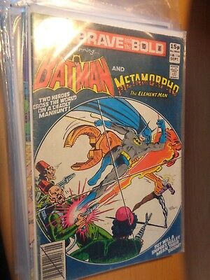 Batman The Brave and the Bold 154 Sept 1979