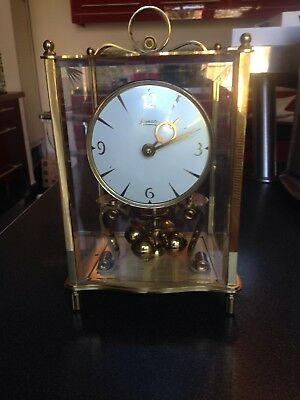 400 Day Carriage Schatz? Anniversary Clock Vintage 1976 spares or repair germany