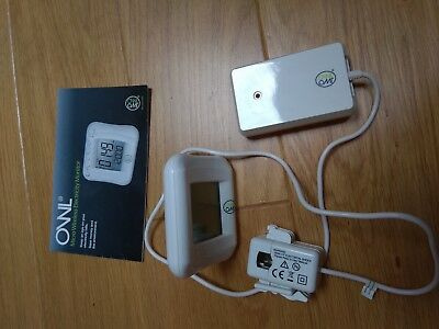 Wireless electricity monitor by owl cm130